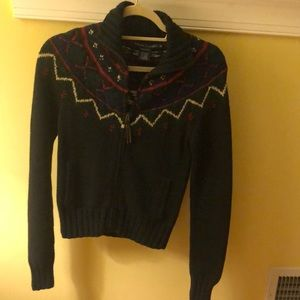 Ralph Lauren hand knit sweater